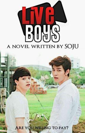 Live Boys by Kuya_Soju