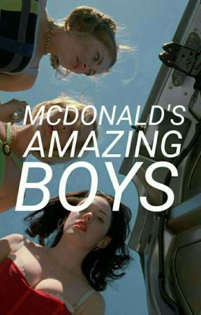 McDonald's Amazing Boys ★ ZIAM MAYNE by iadoreleonboy