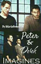 Peter And Derek Hale Imagines X Reader (Teen Wolf) by Maria_Mars_Traveller