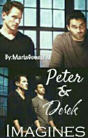 Peter And Derek Hale Imagines X Reader (Teen Wolf) by Maria_Mars_Traveller