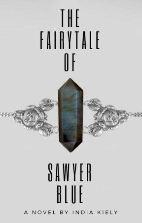 The Fairytale Of Sawyer Blue [girlxgirl] by sapphicauthor