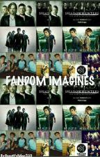Fandom Imagines by BeautifulMax2001