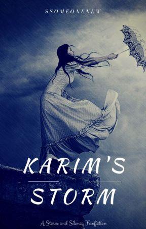Karim's Storm by ssomeonenew