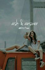 ask & answer with B☆Y team by ChinBang