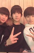 TFBOYS 强肉系列 by since0727