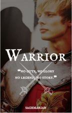Warrior ⇢ Arthur Pendragon (BBC MERLIN) by sagemariah