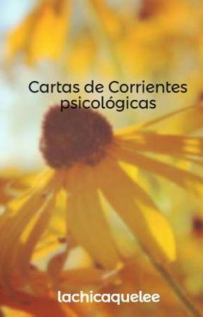 Cartas de Corrientes psicológicas by lachicaquelee