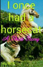 I once had a horsecat ↝A Shirt Story↜ by ARavenInTheDark