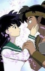 Koga and kagome by sissywolf114