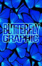 Butterfly Graphic || OPEN by xili_ps