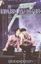 Between Whispers; chansoo  by bluexperson