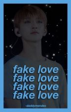 fake love⌁harvey cantwell by -daddymendes
