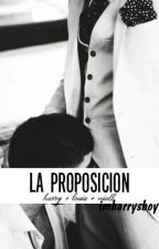 La proposición [harry + louis + niall] OS by imharrysboy