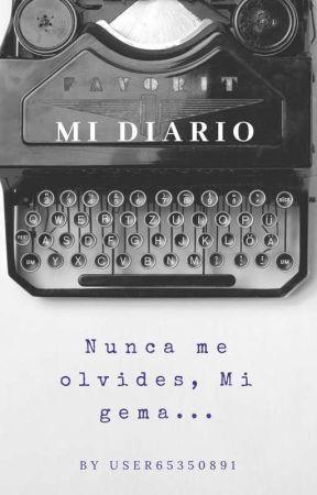 Mi diario (literal) by user65350891