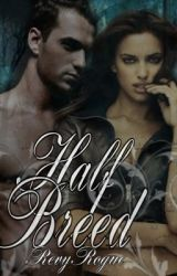 Half Breed by RevyRogue