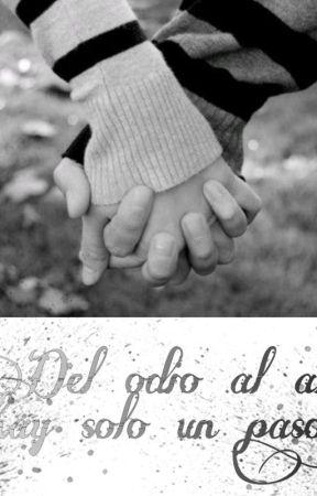 Del odio al amor hay solo un paso. by Maiaahada2011