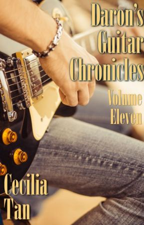 Daron's Guitar Chronicles: Volume Eleven by ceciliatan