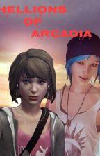 Hellions of Arcadia by mysticxdragonx