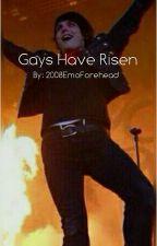 Gays Have Risen | Bandom Kik Fic by bappowantsnacco