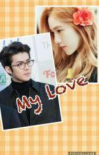 HUNBAEK love story by 07Baekby