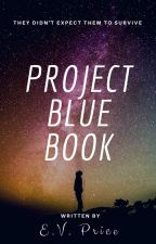 Project Blue Book by TheUnicornSpaceNinja