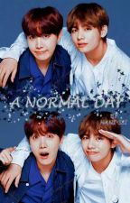 A NORMAL DAY by Nani-ssi