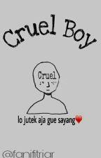 Cruel Boy by Fanifitriar