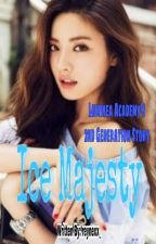 Ice Majesty (Luminea Academy's 2nd Gen) by ladyin_purple
