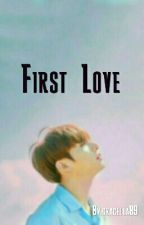First Love  (Jungkook) by gracella89