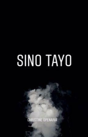 Sino Tayo by slykay