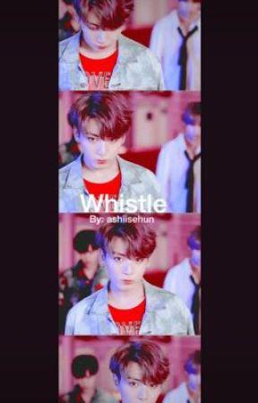 Whistle (J.JK) by ashiisehun