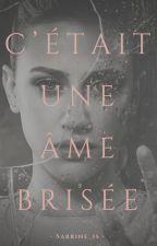 C'ÉTAIT UNE ÂME BRISÉE. by sabine09