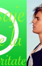 Mesaje de la o celebritate- Justin Bieber fanfiction by AndreeaMogosanu