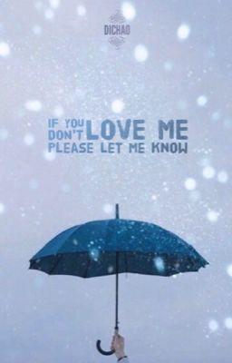 [Minhwan] [Minhyun x Jaehwan] Nếu anh không thích em, xin đừng khiến em cảm động