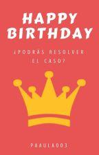 Happy Birthday by paaula003