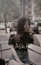 Ask.fm ×Jin× by gelaechelte