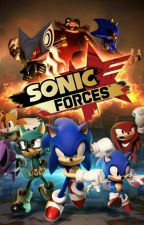 Sonic Forces  (Group Sonic Forces Rp) by DarkChaos233