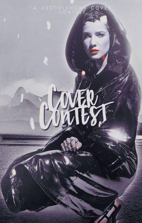 COVER CONTEST ; EN CURSO by -cxstielknows