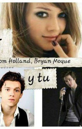 .5 (TOM HOLLAND, BRYAN MOUQUE Y TU _____) by pao1216mas