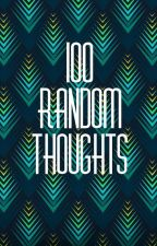 47 Random Thoughts by mctoothbrush