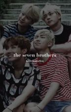 my seven brothers [bts] by littltwisted