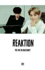 반응 만 ~ BTS Reaktion  by Cheaeonii