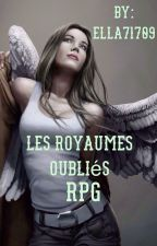 RPG les royaumes oubliés by Gloria020511