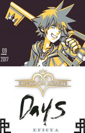 Kingdom Hearts - DAYS (recueil de textes) by Eficya