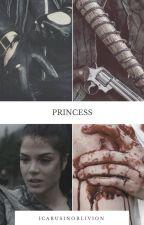 Princess ||Negan x OC|| by IcarusinOblivion