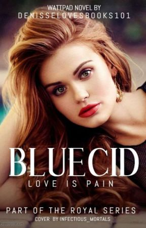 Bluecid  by denisselovesbooks101
