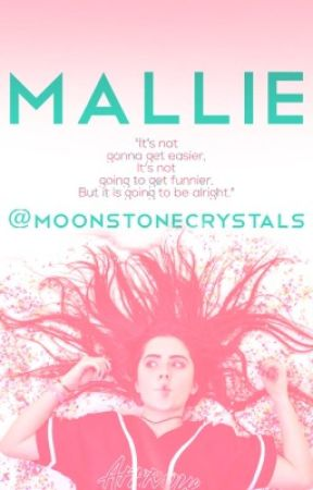 MALLIE by MoonstoneCrystals