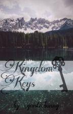 Kingdom Keys by egoisticbunny