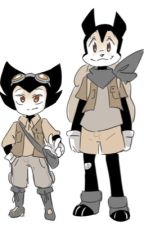 Bendy and Boris: The Quest For The Ink Machine. (BABTQFTIM) by SharkBait311004