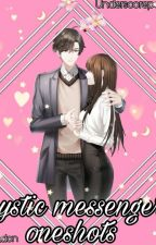 Mystic Messenger X reader  by Uriely_Brendon